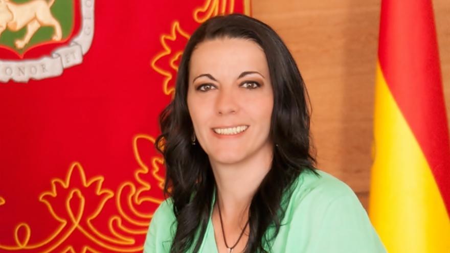 Juliana Fernández, alcaldesa de Corral de Almaguer (Toledo) / Foto: Ayuntamiento