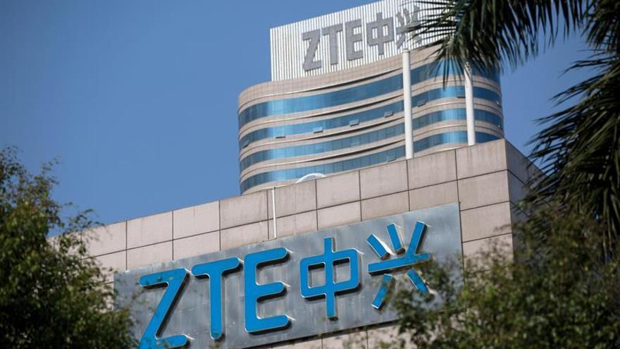 EE.UU. dice que las sanciones a china ZTE servirán para supervisar actividad futura