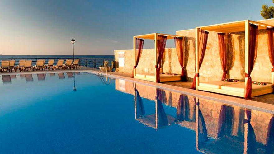 Hotel Barceló Illetas Albatros.