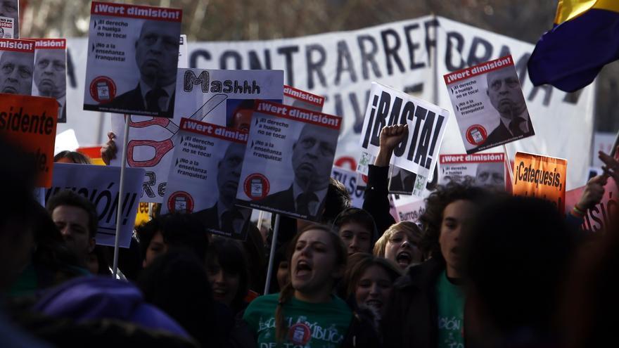 Estudiantes convocan paro de tres días y dos manifestaciones en el marco de la huelga de educación el 24-O\EP