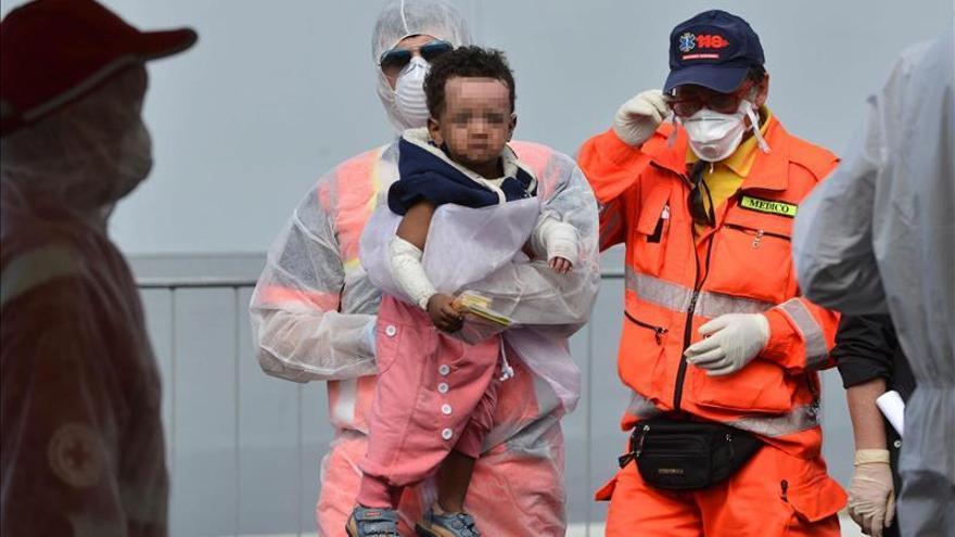 La Cruz Roja italiana pide un acercamiento para encontrar una solución legal a las tragedias en el Mediterráneo
