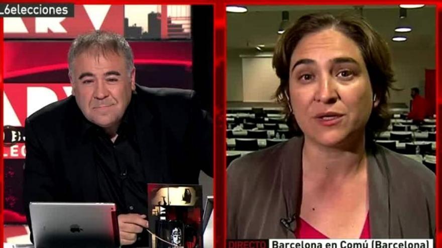 La Sexta lideró la audiencia en la noche electoral / La Sexta