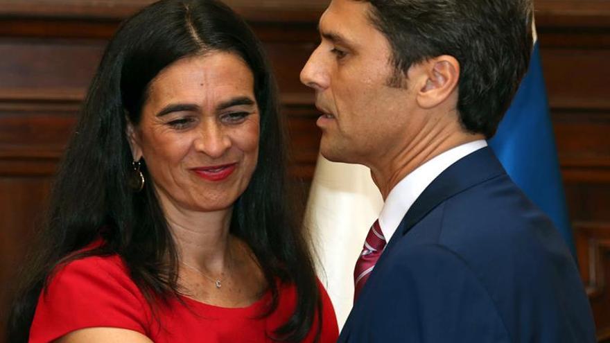 María del Carmen Hernández Bento y Enrique Hernández Bento. (EFE)