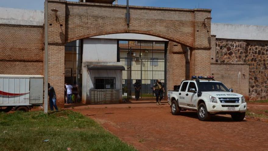 Reo brasileño es el undécimo recapturado tras la fuga masiva de una cárcel paraguaya
