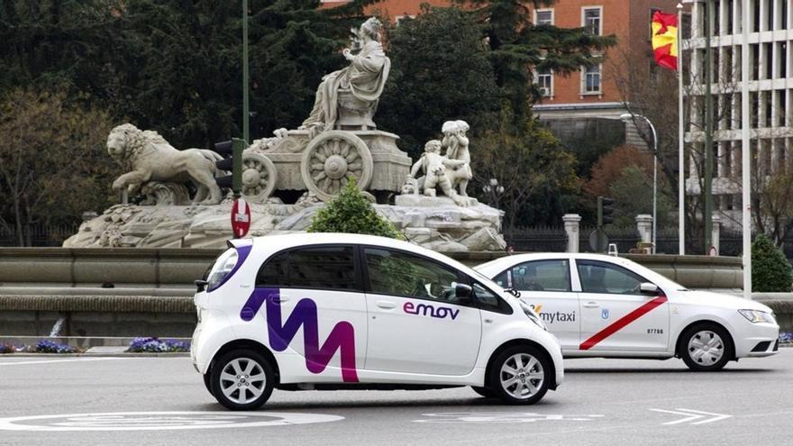 Arranca Emov, el servicio de coche compartido de PSA que da respuesta en Madrid a Car2go.