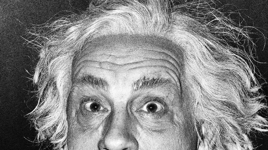 Arthur Sasse, Albert Einstein Sticking Out His Tongue (1951), 2014