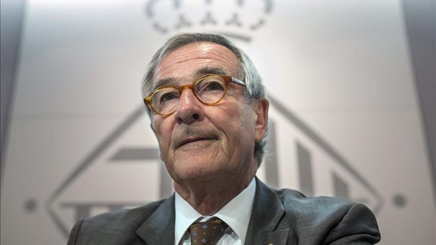 """El alcalde de Barcelona ve """"ridículo"""" y """"sin sentido"""" proponer la cocapitalidad de la ciudad"""