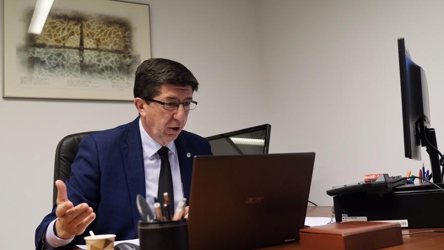Junta espera que Andalucía pase en su conjunto a fase 3 e insiste en pedir movilidad entre provincias