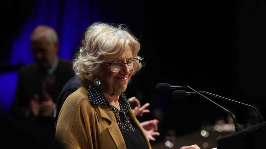Carmena revalidaría el Gobierno del Ayuntamiento de Madrid con el apoyo del PSOE y entra Vox con 2-3 ediles