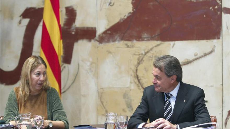 El Govern ve posible pactar con la CUP y tiende la mano al diálogo con el Estado