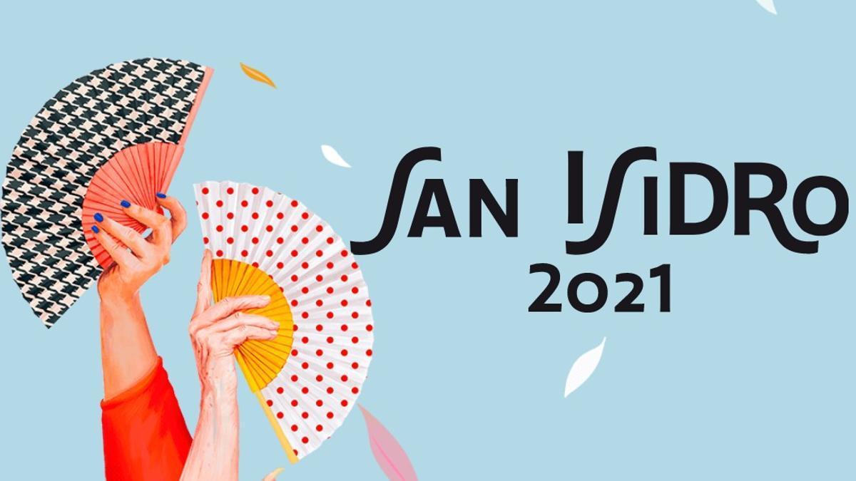 Cartel oficial de San Isidro 2021
