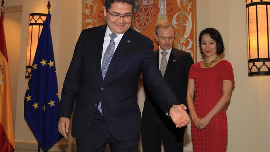 Honduras seguirá siendo prioridad para España, dice el embajador español