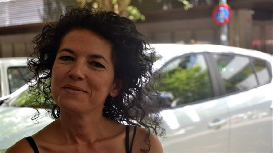 Maribel Mora Podemos / J Ramajo