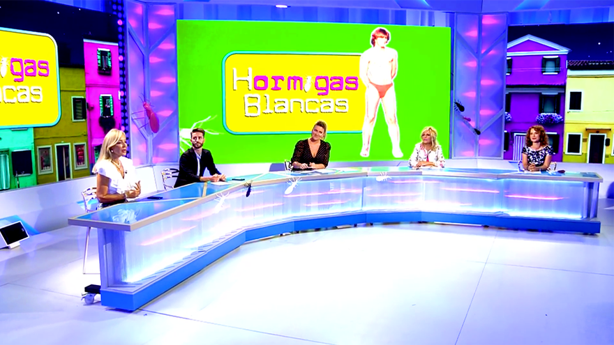Hormigas Blancas - Miguel Bosé