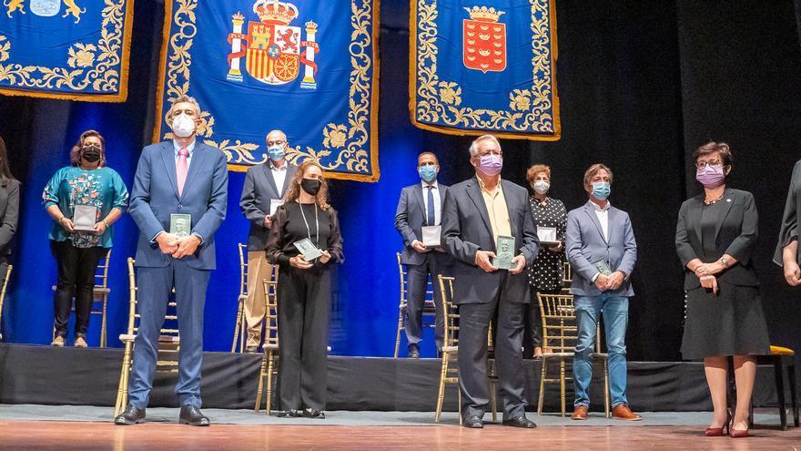 El IES Virgen de Las Nieves recibe el Premio 'Viera y Clavijo' por sus proyectos innovadores