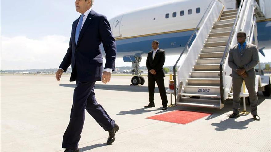 John Kerry prevé visitar España esta semana y reunirse con el Rey y Rajoy
