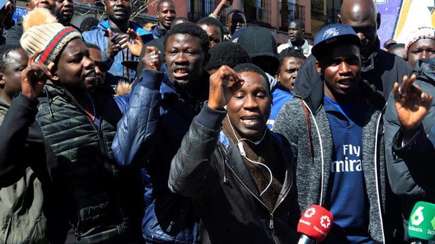 Los senegaleses exigen una investigación transparente de las muertes de Lavapiés