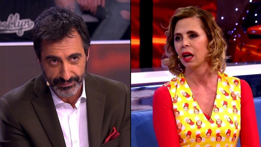 'El Desafío' descubrió el motivo del conflicto entre Ágatha Ruiz de la Prada y Juan del Val