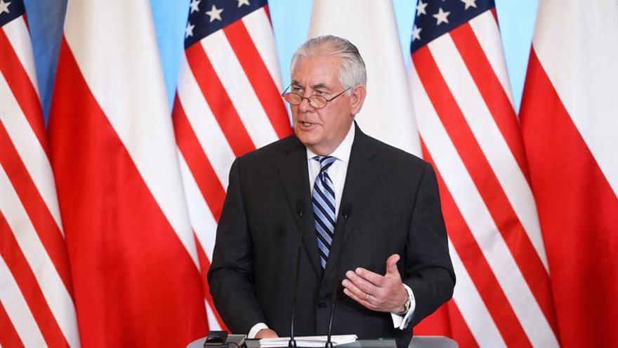EEUU ve en el gasoducto ruso Nord Stream II una amenaza a la seguridad europea