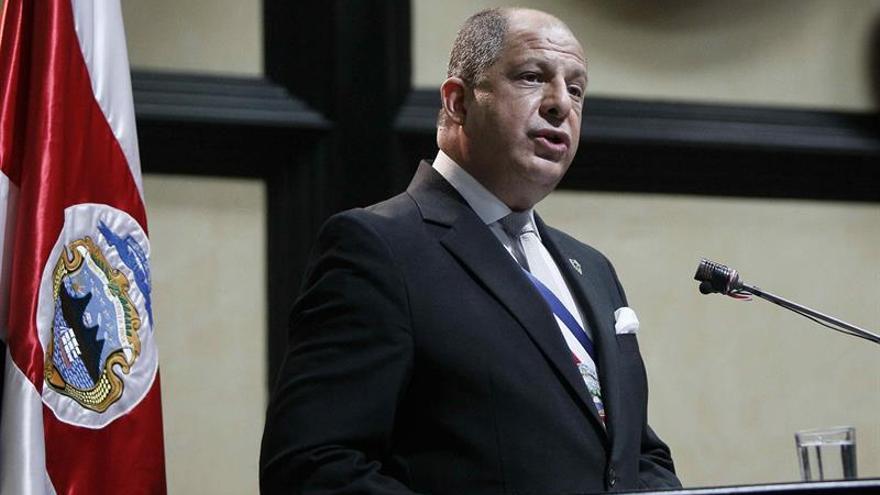 El Congreso de Costa Rica pide invocar la Carta Democrática de la OEA a Venezuela