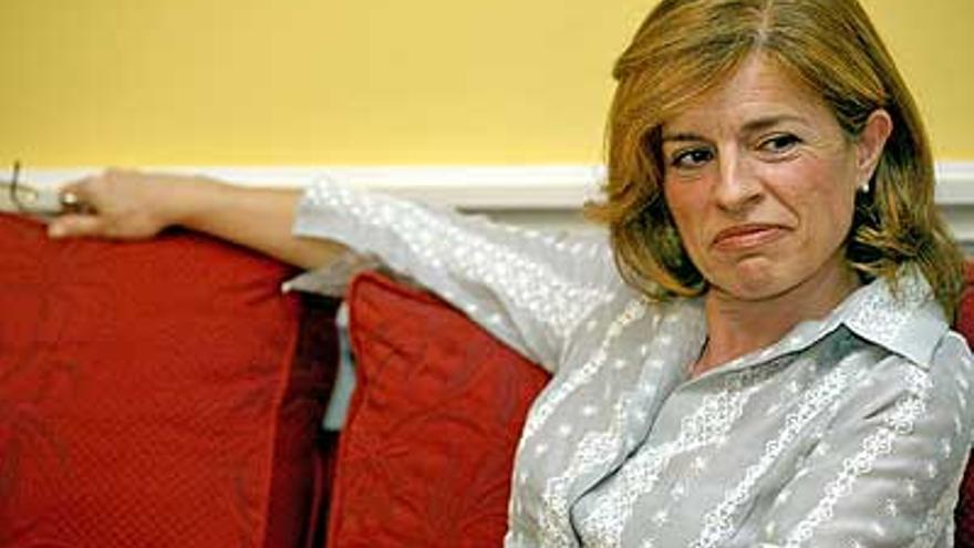Ana Botella pide que el gobierno prohíba el humor involuntario