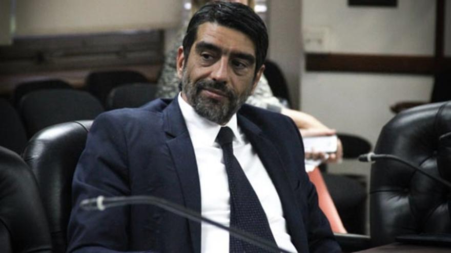 Rodolfo Tailhade, diputado por el Frente de Todos.