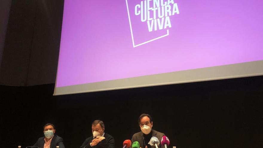 """Cuenca lanza un """"un mensaje de apoyo total y decidido hacia el mundo de la cultura"""""""