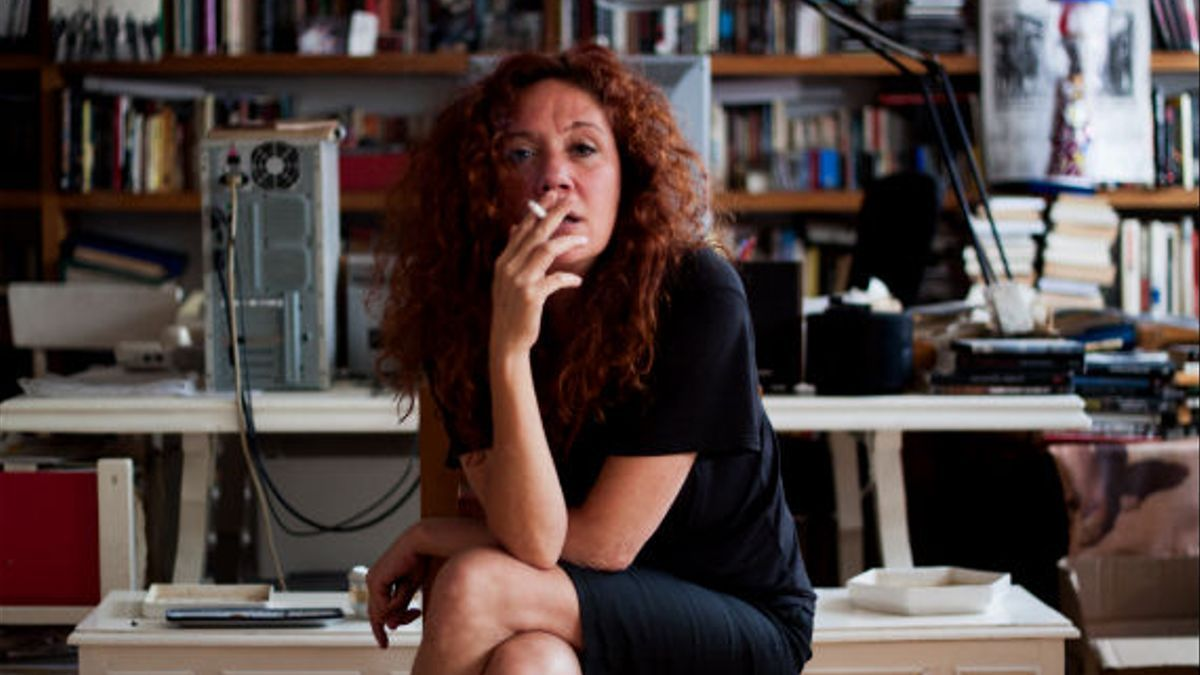 Cristina Fallaràs. Foto: Antonio Cruz.