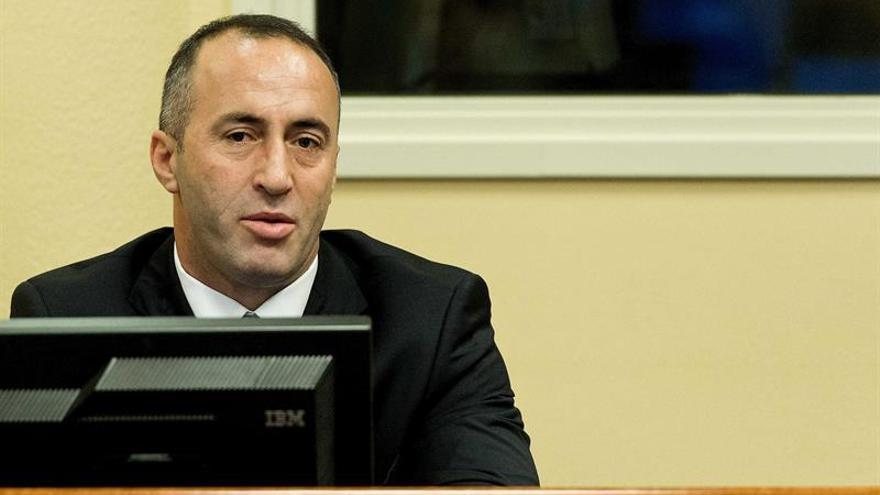 Francia rechaza la extradición del ex primer ministro kosovar Haradinaj