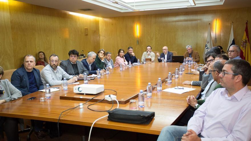 Primera reunión del Comité Asesor del Consejo Insular de la Energía.