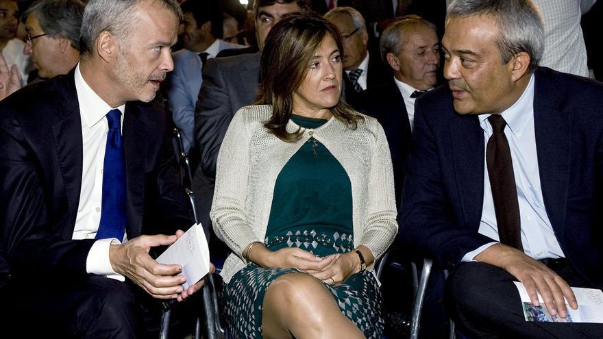 Sánchez-Camacho dice que Mas los lleva al 'dragon khan' del independentismo