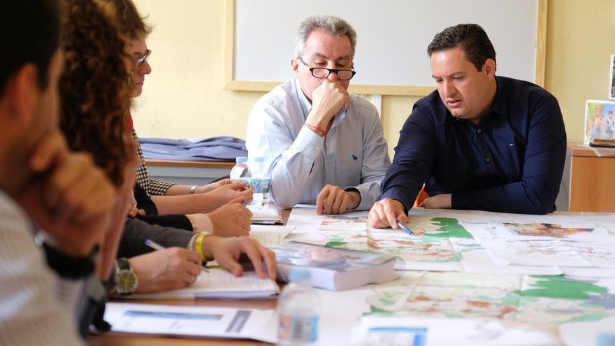 Arona abre vías para fomentar la participación vecinal en el Plan General de Ordenación