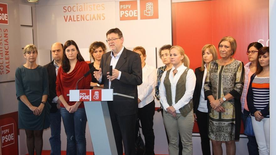 El PSPV propone que todas las sedes del PSOE ofrezcan atención y ayuda a las víctimas de violencia de género