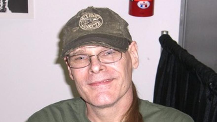 James O'Barr, creador de 'El Cuervo'