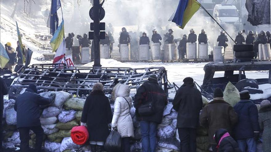El Ejército ucraniano pide medidas urgentes para estabilizar el país