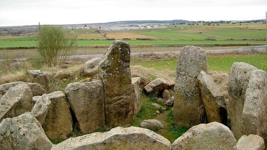 Dolmen de Azután, en la provincia de Toledo