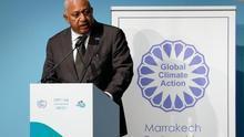 El exmilitar golpista inicia su segundo mandato tras ganar los comicios en Fiyi