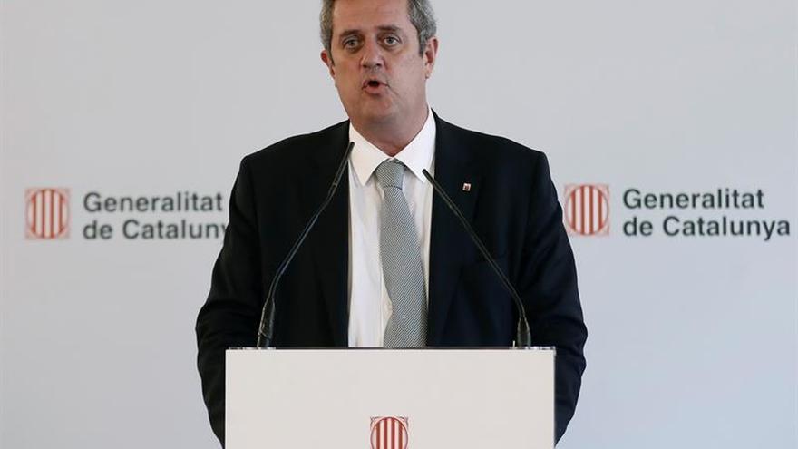 Joaquim Forn, en una imagen de archivo