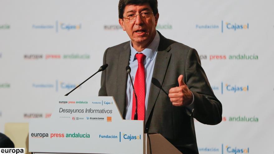 Cs Andalucía cree que Díaz tiene difícil retorno si pierde las primarias y avisa: si nombra sustituto deberá renegociar