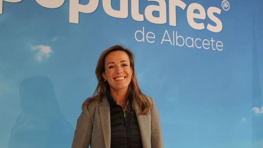 Carmen Navarro, candidata al Congreso de los Diputados por el PP en Albacete. FOTO: Lourdes Cifuentes