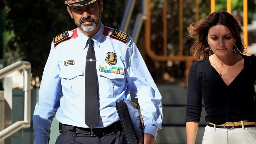 El Gobierno cesa a Trapero como Mayor de los Mossos d'Esquadra