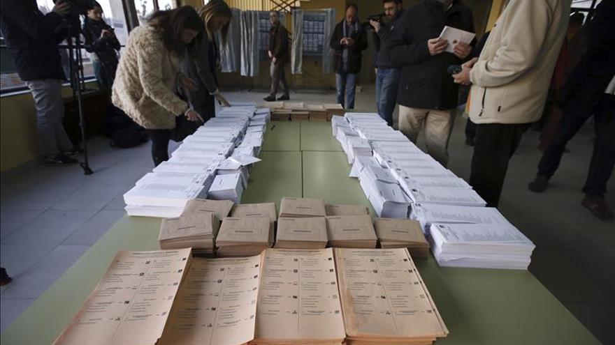 La mayoría de los españoles no quieren nuevas elecciones, según una encuesta