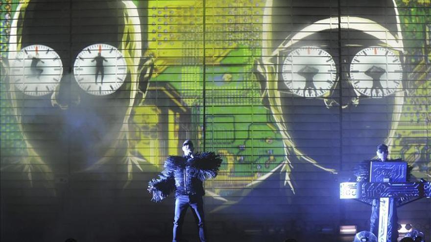 Pet Shop Boys, futurismo sin artificios
