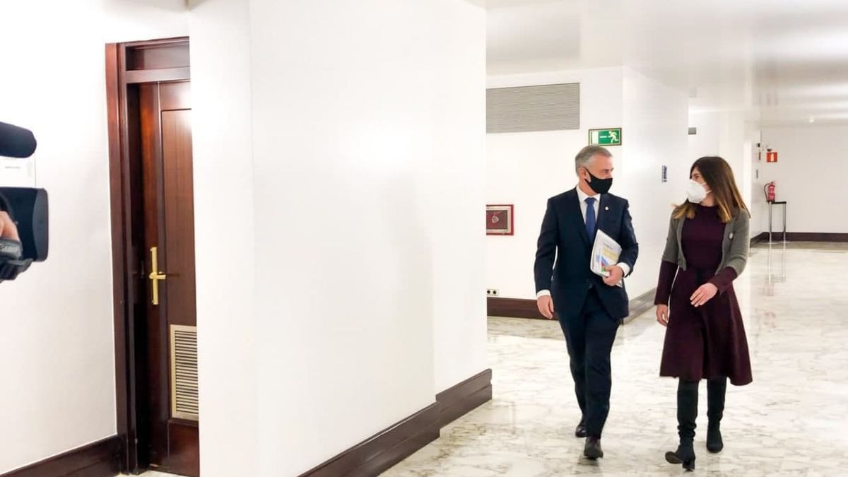 Urkullu y Gorrotxategi, este jueves en el Parlamento Vasco