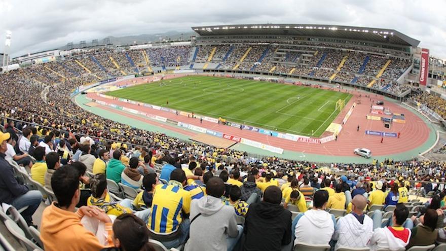 Estadio de Gran Canaria. (udlaspalmas.es)
