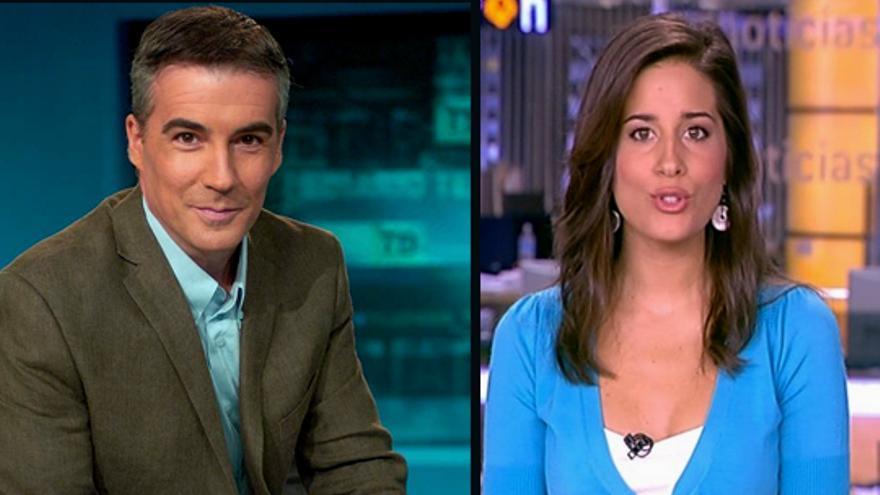 De Antena 3 a... ¿nueva pareja de David Cantero en Telecinco?