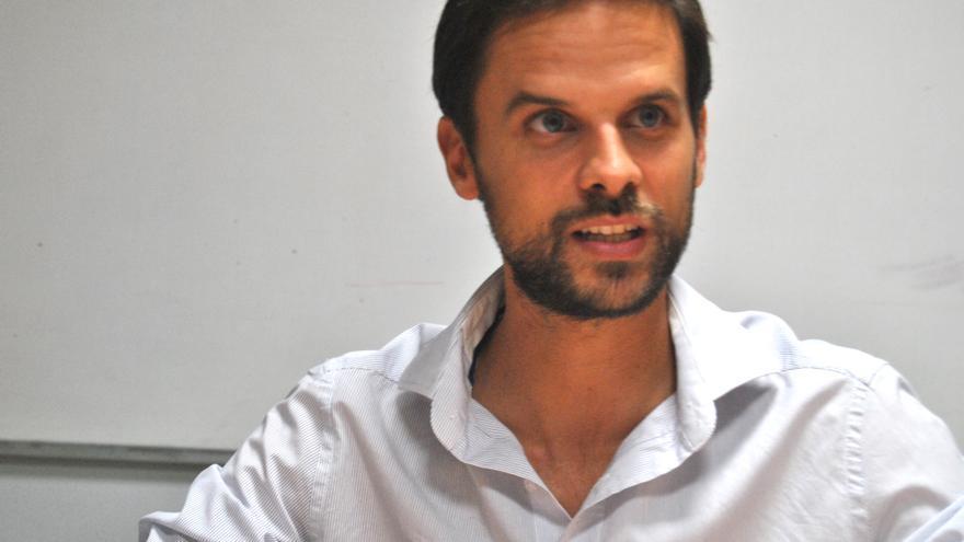 Álvaro Jaén, Podemos Extremadura