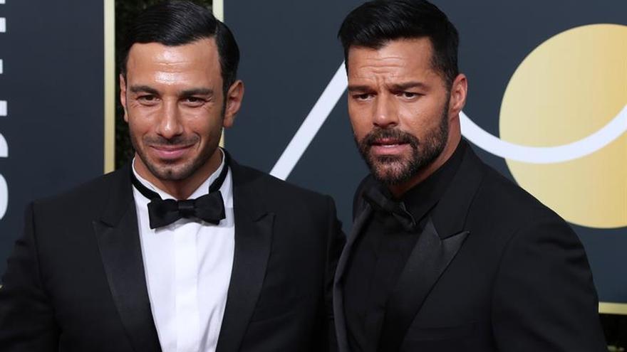 Ricky Martin anuncia que adoptó una niña