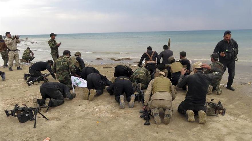Mueren trece desplazados iraquíes en dos ataques en la provincia de Saladino