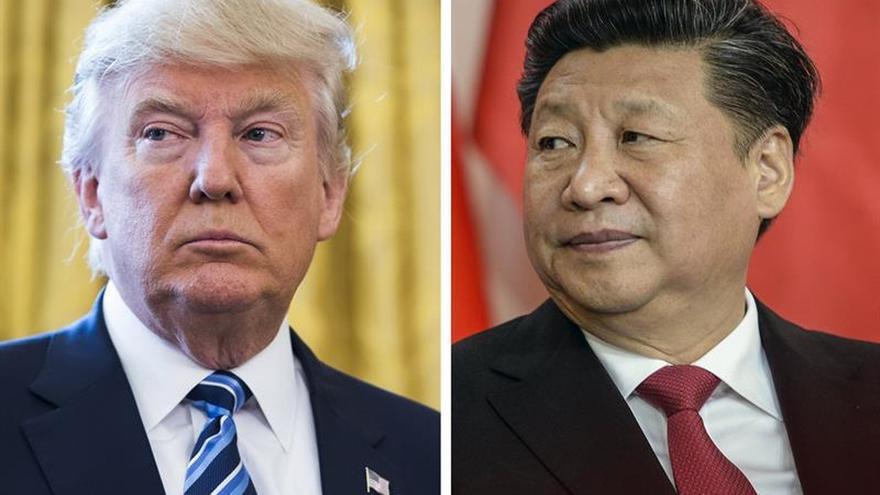 Trump presionará a Xi sobre Corea del Norte y comercio en su primer encuentro